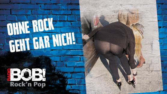 Plakat-RADIO-BOB-Motiv-Rock