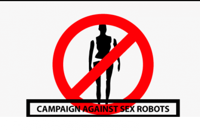 campaign against sex roboter