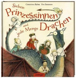 Sieben Prinzesinnen und jede Menge Drachen