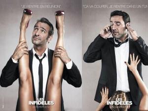 Les Infedeles 2012