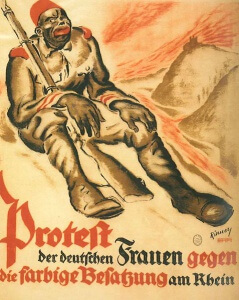 1923 Besatzung