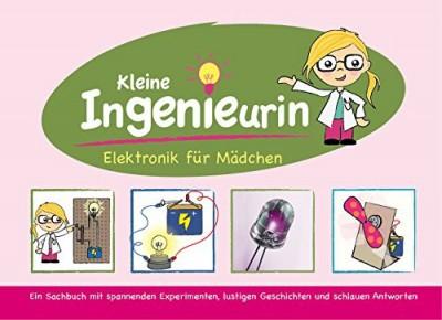 Kleine Ingenieurin – Elektronik für Mädchen