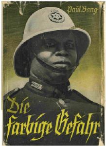 Die farbige Gefahr 1938