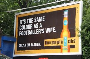 Footballers wife