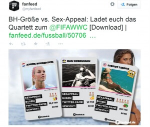 fanfeed tweet 2015