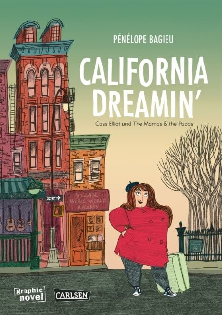 California Dreamin. Cass Elliot und The Mamas & the Papas