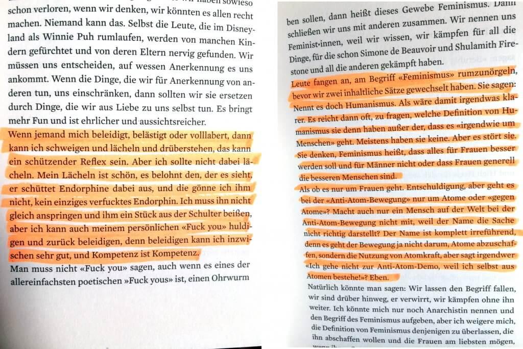 """S. 191 und S. 199 in """"Untenrum frei"""""""