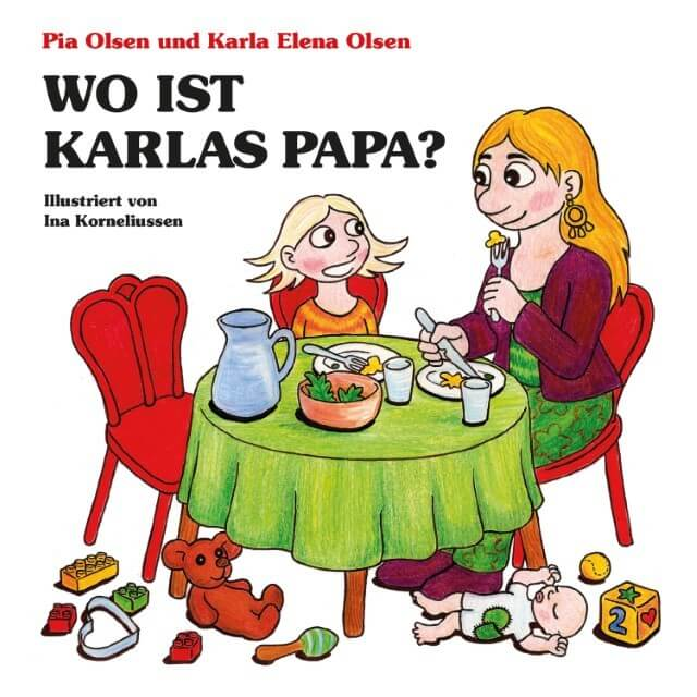 Wo ist Karlas Papa?