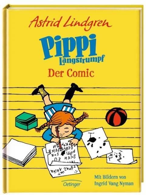Pippi Langstrumpf – Der Comic