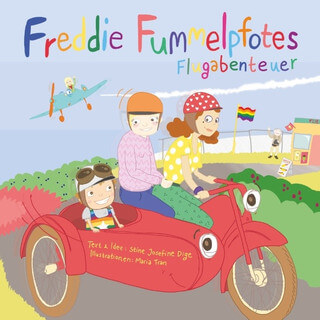 Freddie Fummelpfotes Flugabenteuer