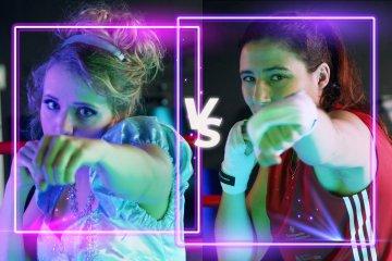 Pinkstinks Germany_Cinderella vs. Fighterrella