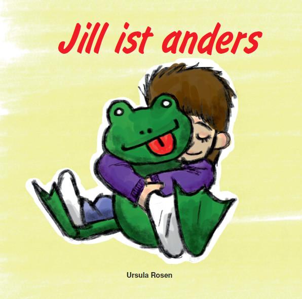 Jill ist anders – Ein Kinderbuch zur Intersexualität