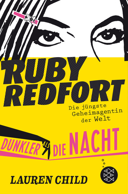 Lauren Child: Ruby Redfort. Dunkler als die Nacht